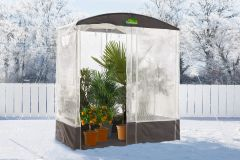 """Winter Protection Tent / Greenhouse for balcony and terrace """"Patioflora 200/XL"""""""