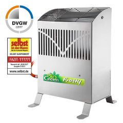 "Gas Greenhouse Heater ""Frosty 2500"""