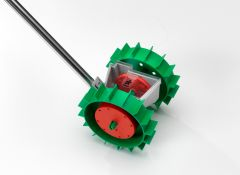 """Sowing Machine """"Super Seeder"""" with 6 exchangeable sowing discs"""