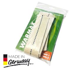 """Replacement Wick for Paraffin Greenhouse Heater """"Warmax Power 4 & 5"""" (2 pcs.)"""
