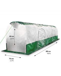 "Folientunnel ""SuperDome"" von Bio Green"