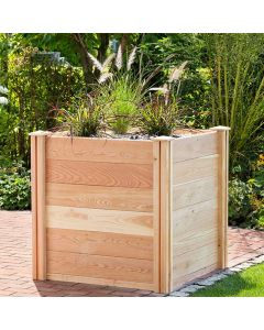 "Raised Bed - Larch Wood ""Premium XL"""