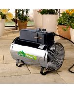 "Electric Greenhouse Heater ""Phoenix"""