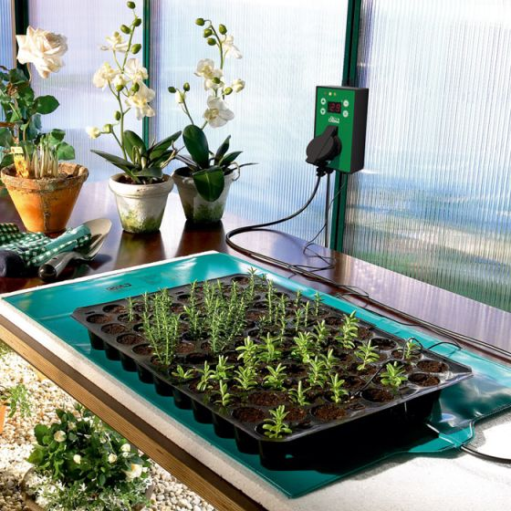 Heat Mat for Plants | Bio Green World ♥
