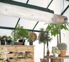 "Energy Saving Tube for Greenhouse heater ""Phoenix"" and ""Arizona"""