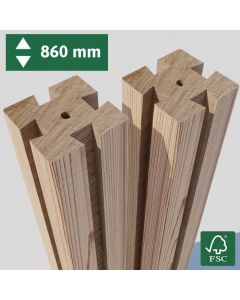 Pack of 2 Posts - 860 mm