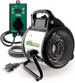 "Electric Greenhouse Heater ""Palma"" (Thermostat Digital) - 2.000 W"