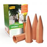 "Watering System for Potted Plants ""Hydro Wine"" - 4 Pack Set"