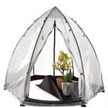 "Greenhouse Plastic ""Tropical Island L"""