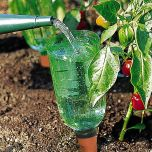 """Raised Bed Watering System """"Hydro Cup"""" - 5 Pack Set"""