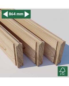 Raised Bed Panels for Extension - 3 Pack