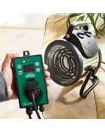 "Electric Greenhouse Heater ""Palma"" (Thermostat Digital)"